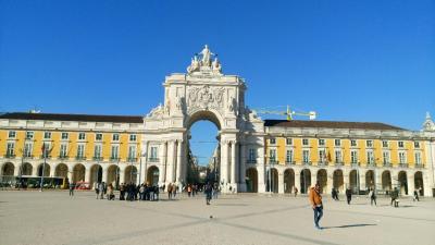 初めてのポルトガル旅行!