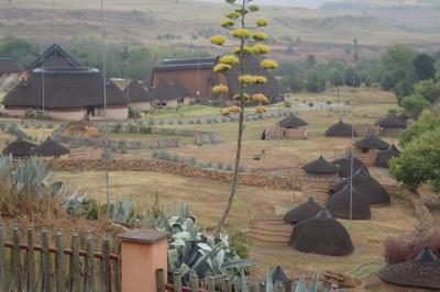 アフリカ5カ国を陸路で国境越えの1週間PART6 レソト王国編