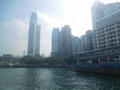 【香港&マカオ☆2】おいしい早茶~マカオへ出航!