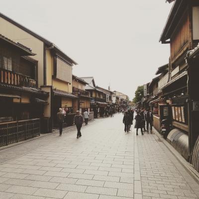 秋の京都を楽しむ