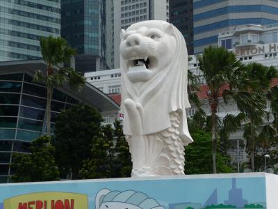 ちょっとだけ、シンガポール