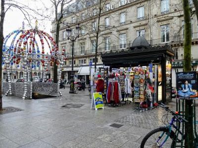 パリ ひとり旅【2】2017年1月年始(元旦)