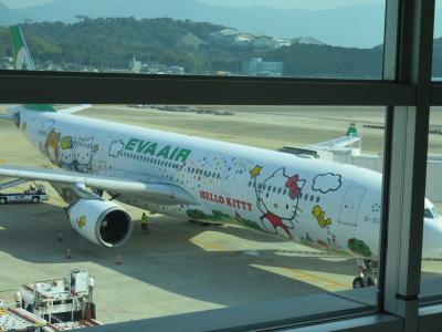 ツアーで台湾旅行(1)ーフライトと故宮博物院ー