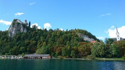ブレッド湖周辺