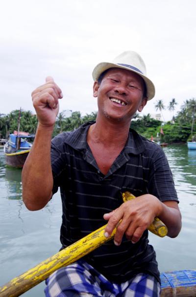 ベトナム南部でモッハイバーヨー♪ ムイネー漁村(Mui Ne Fishing Village/Lang Chai)