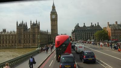 ロンドンの午後