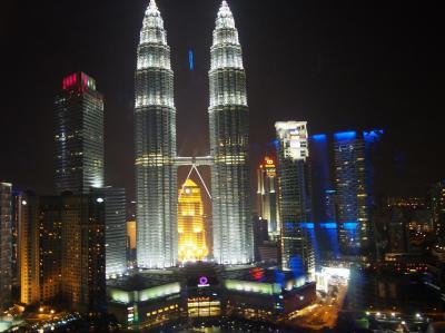 旅の最後はSKY☆BARからクアラルンプールの夜景を満喫 & マレーシア土産
