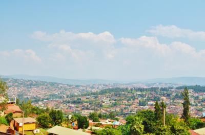 西・中・東部アフリカ10か国を巡る旅-07ヨーロッパの田舎のような町、ルワンダの首都キガリ