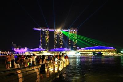 【海外旅行】シンガポール