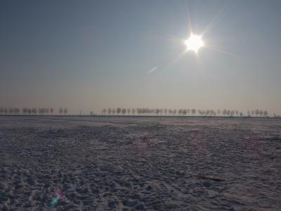 誰も見たことのないWusong Islandの絶景(樹氷/霧氷)Day2 Part2/2