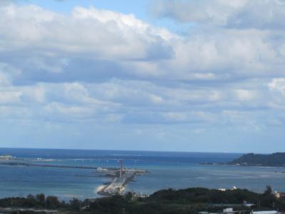 2017年最初の旅行先はやっぱり沖縄