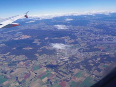 2017タスマニア・メルボルン旅行~現地ツアー& air BnB初体験 1 ロンセストン到着