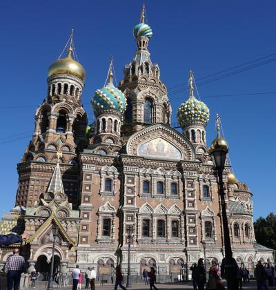 ロシアの二大都市