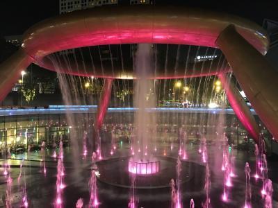 春節のシンガポール