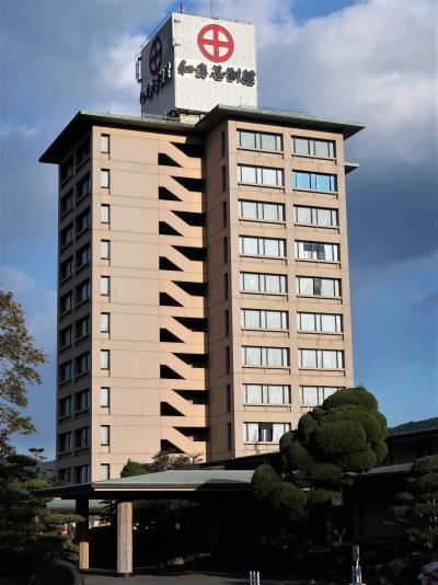 嬉野温泉-2 和多屋別荘/タワー館に宿泊 入浴三昧 ☆老舗の気配り さずがに