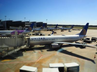 南米旅その1 北京→日本→ヒューストン→リマ やっぱり南米は遠い!