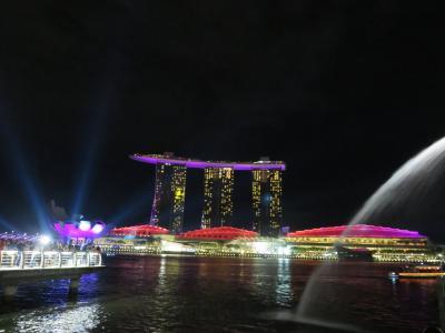 年末年始にシンガポールとバリ島に行ってみた。その1