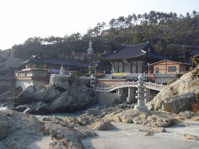 JAL特典で 釜山~ソウルへ  2008年12月