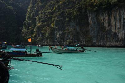 年末年始、恒例のタイ旅行