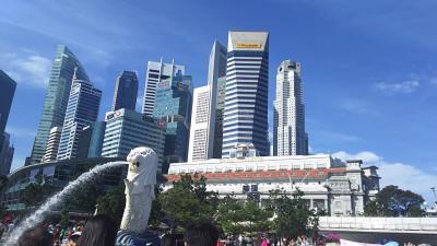大好きなシンガポール★フラトンホテルで暖かい年末年始を!! ①
