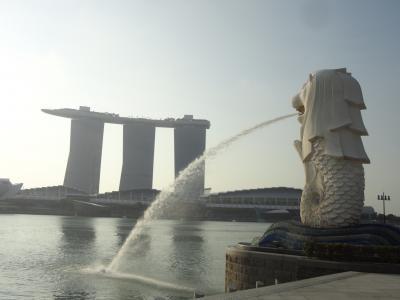 2016 シンガポール旅行①憧れのマリーナベイサンズに泊まろうツアー!