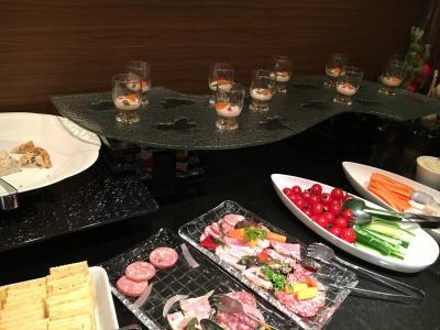 久々にリーガロイヤルホテル大阪でホテルライフ