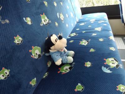 グーちゃん、都バスを乗りこなす!(グー散歩/品川駅からスタート!編)