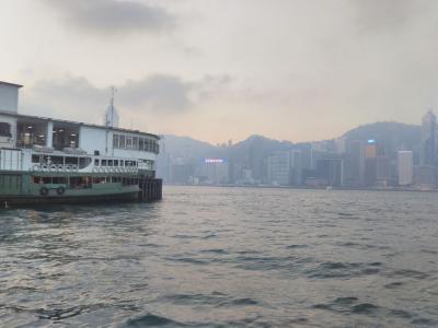 弾丸香港1701  「7時間のトランジットで、13年ぶりに香港の街を歩きました。」   ~香港~