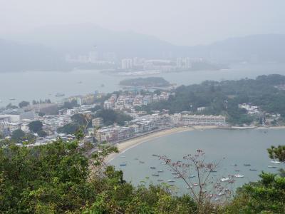 3年ぶりの香港出張:香港街市と坪洲島編