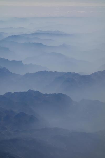 霧の重慶は再開発の嵐★ガラガラ世界遺産でウロウロ〈初Spring Japanは直行便☆の巻〉