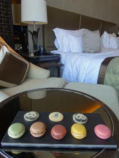 ちょっと贅沢★香港旅  The Ritz-Carltonに泊まる編