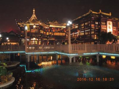 3度目の上海