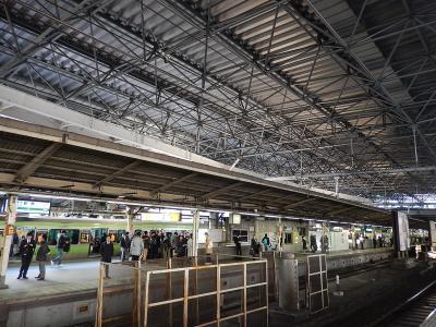 その後の新橋駅の改装状況