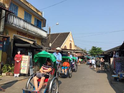 世界遺産ベトナム⑥ ホイアン2日目 観光