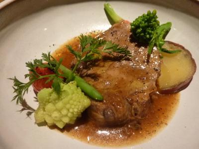 京都の美味しいディナーとランチ。