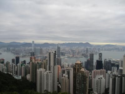 2泊5日の夫婦香港旅行