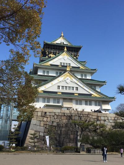 会議と大阪散策