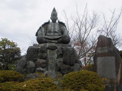 源氏山公園周辺を歩きました