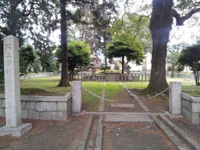 20170303坂上田村麻呂墓