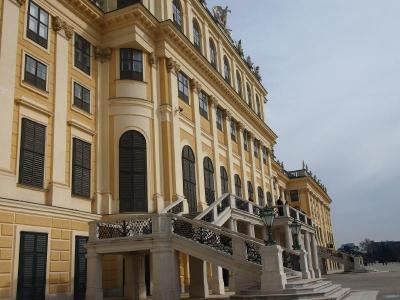 娘と中央ヨーロッパ気まま旅 9・・・ ウィーン・シェーンブルン宮殿とシュテファン大聖堂