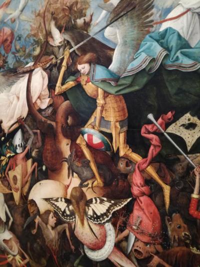 ブリュッセル美術館巡り その2 王立美術館 ブリューゲル 「見ていないマスターピース展」