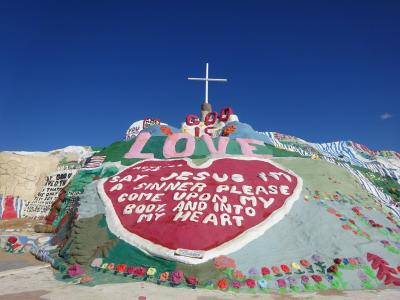 All Need is Love, Salvation Mountain  (フェニックスからロス、サ…