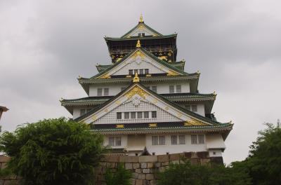 大阪府:大坂城