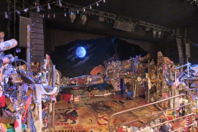 ニューヨークよくばり旅⑪ CATS オペラ座の怪人 ブロードウェー