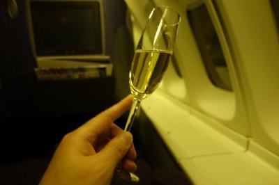 タイ航空 TG622 ビジネスクラス