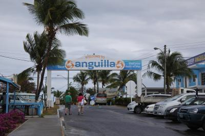 1週間ちょいのカリブ海クルーズ旅行*アンギラ、ただし10分