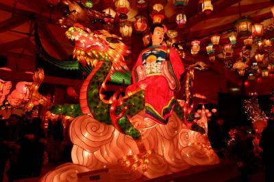 長崎観光とランタンフェスティバル