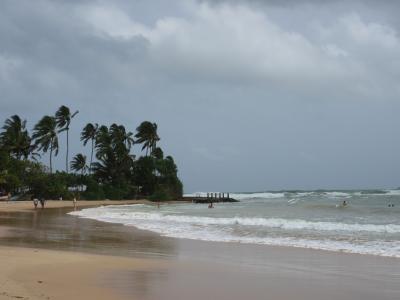 スリランカ海辺写真集
