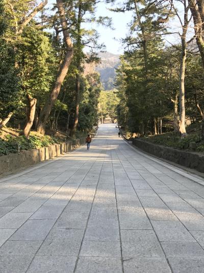 《March.2017》あみんちゅ感謝のお礼参りの旅そのⅠ~ Prologue・出雲大社編~
