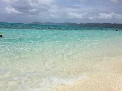 綺麗な海に癒されたい・・・2泊3日サイパン旅行
